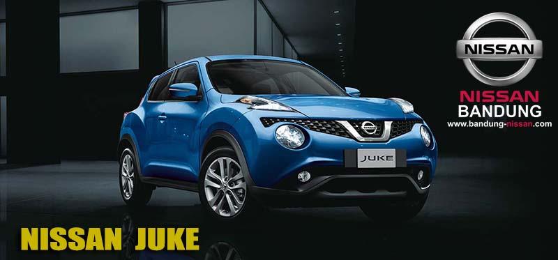 Harga Nissan Juke Bandung