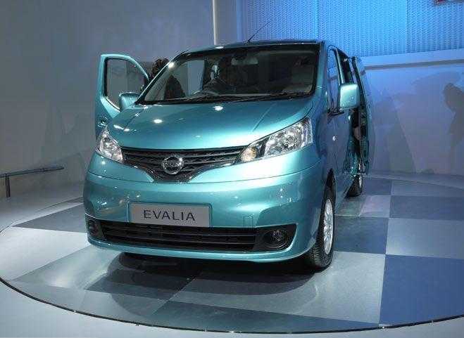 Harga Nissan Evalia Bandung