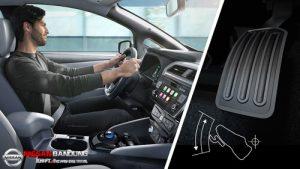 Mencoba Mobil Listrik Satu Pedal Nissan Leaf