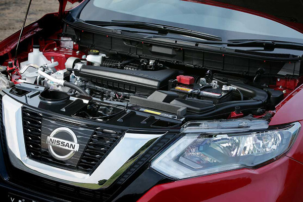 Mesin Nissan X-Trail