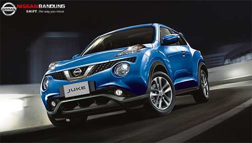 Spesifikasi dan Harga New Nissan Juke