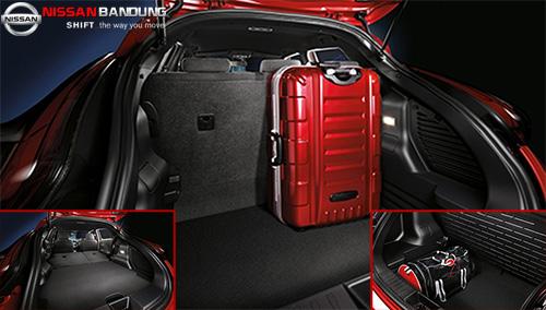 Bagasi New Nissan Juke