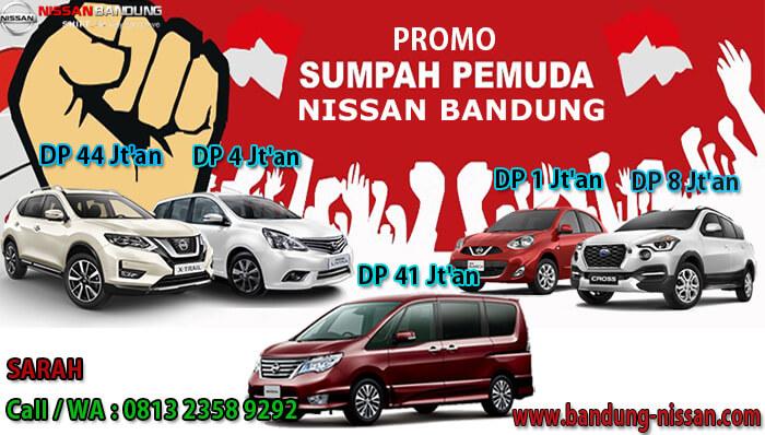 Promo Sumpah Pemuda Nissan Bandung