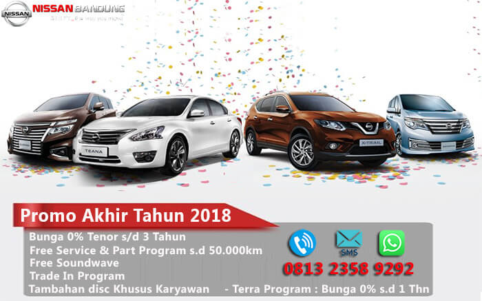 Promo Nissan Veteran Bandung - Year End Big Sale