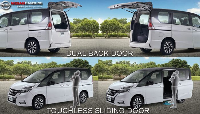 FITUR ALL NEW NISSAN SERENA 2019