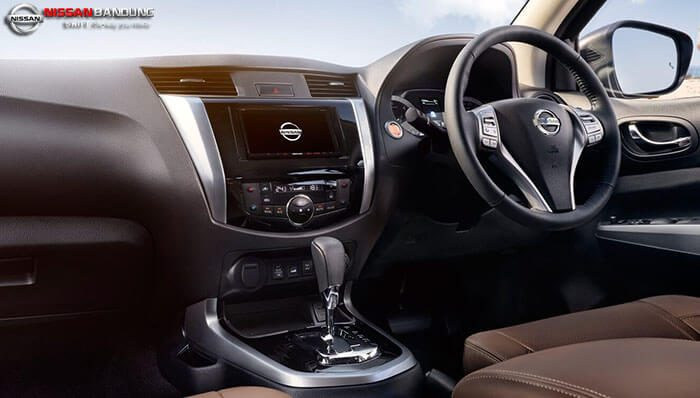 Fitur Nissan Terra