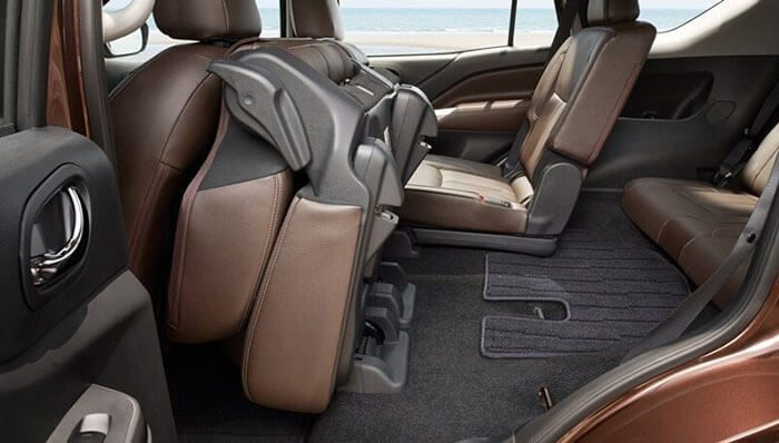 Interior Nissan Terra