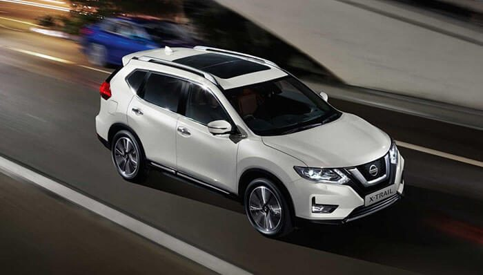 Open Indent New X-Trail 2019 Bandung
