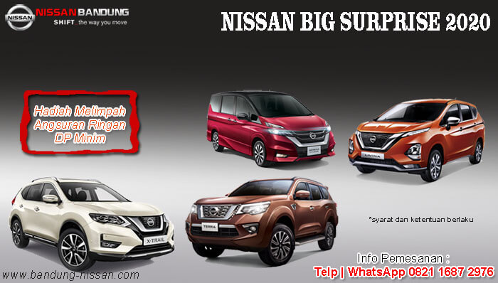 NISSAN BIG SURPRISE 2020