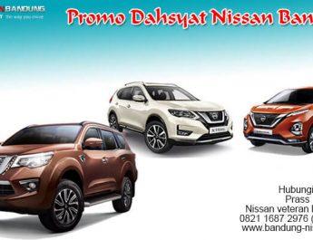 Promo Dahsyat Nissan Bandung