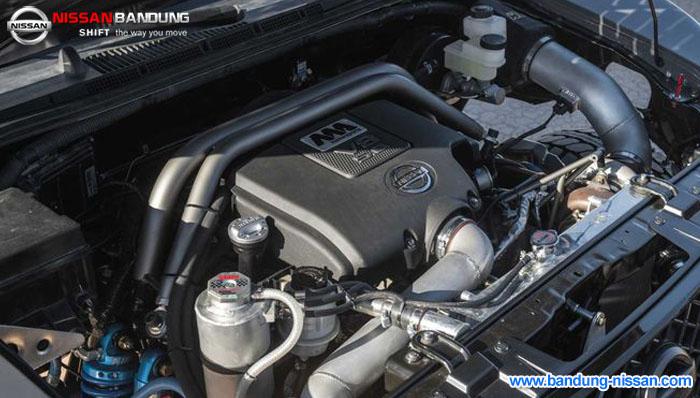 Nissan Frontier Gagah Dengan Ban 37 Inci