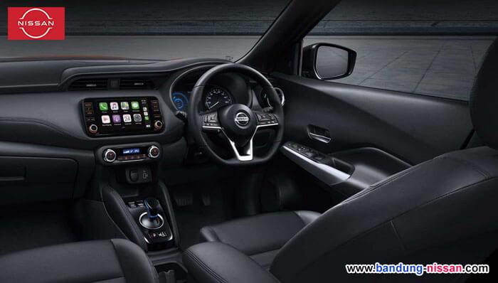 Interior Nissan All-new Kicks e-POWER