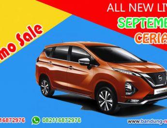 Promo September Ceria Nissan Livina Bandung