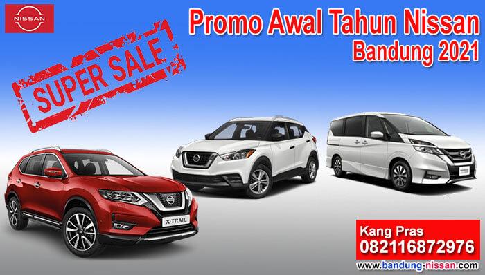 Promo Awal Tahun Nissan Bandung 2021